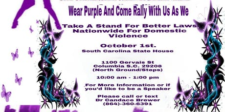 Domestic Violence Rally 2019 tickets