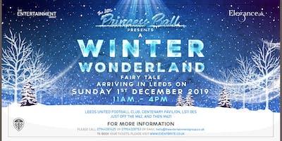 The Little Princess Ball Presents Winter Wonderland