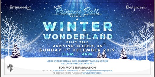 The Little Princess Ball Presents Winter Wonderland