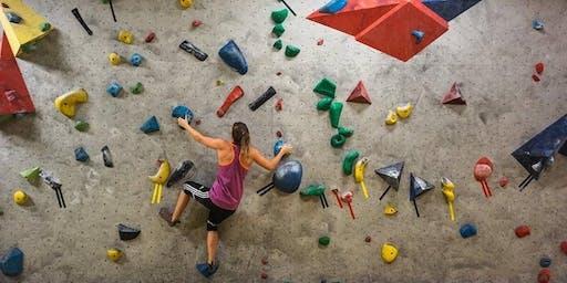Bouldering - Klatring hos Aarhus Boulders