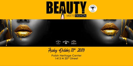 BEAUTY MEETS FASHION (HONEY COUTURE EDITION) tickets