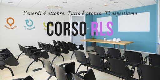 CORSO RLS BRESCIA - 4 OTTOBRE
