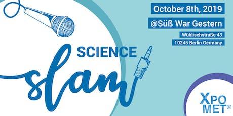 Science Slam by Xpomet tickets