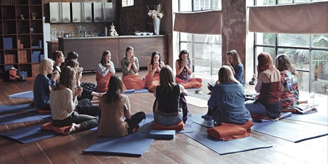 Full Moon Tea Ceremony and Sacred Women Circle - Cold Moon tickets