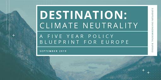 Destination: Climate Neutrality