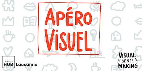 """Apéro Visuel #2 - """"Practice, Practice Practice"""" tickets"""