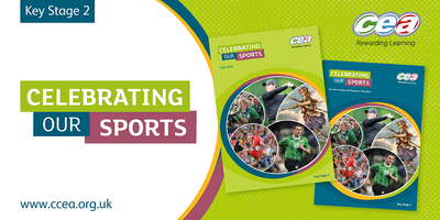CCEA Launch of KS2 Resource: 'Celebrating Our Sports'