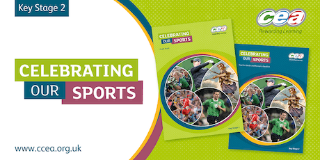 CCEA Launch of KS2 Resource: 'Celebrating Our Sports' tickets