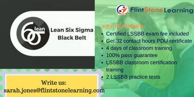 Lean Six Sigma Black Belt(LSSBB) Certification Training in Salt Lake City, UT
