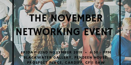 The November Networking Event  tickets