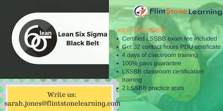 Lean Six Sigma Black Belt(LSSBB) Certification Training in Spokane, WA  tickets