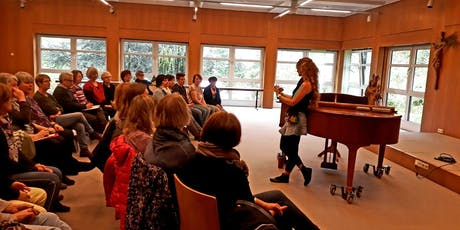 Therapeutisches Singen - Kooperation zwischen Stimme und Körper Tickets