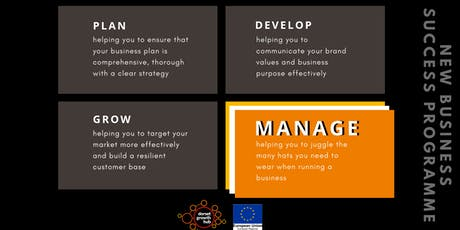 Manage My Business - Wimborne - Dorset Growth Hub tickets