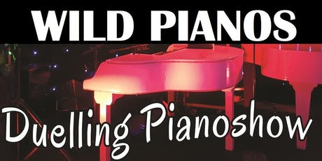 Wild Pianos - Duelling Pianoshow tickets