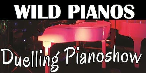 Wild Pianos - Duelling Pianoshow