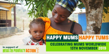 The 'Happy Mums, Happy Tums' Event tickets