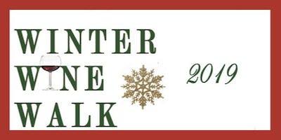 2019 Winter Wine Walk