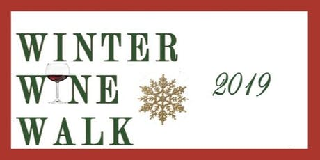 2019 Winter Wine Walk tickets
