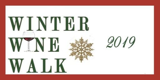 2019 Winter Wine Walk