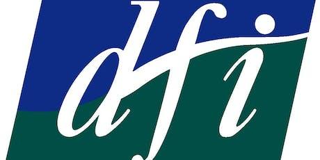 DFI Seminar - Organisations Purchasing Insurance tickets