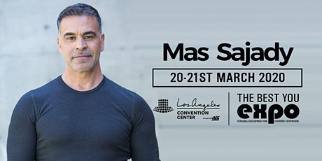 Power Versus Force by Mas Sajady-Los Angeles tickets