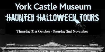 York Castle Museum Haunted Halloween Tours
