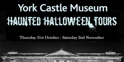 Cancelled!  - York Castle Museum Haunted Halloween Tours