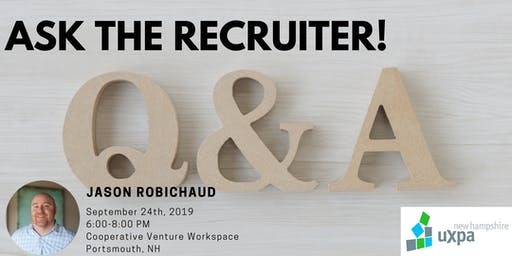 Q&A: Ask the Recruiter!