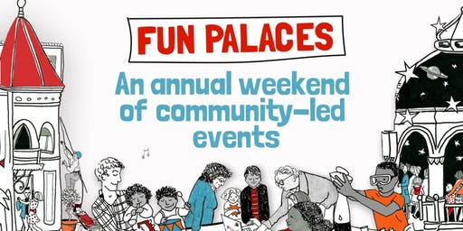 Judges Lodgings Fun Palace event (Lancaster) #funpalaces