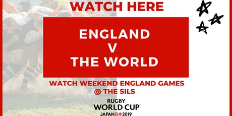Rugby World Cup at the Sils tickets
