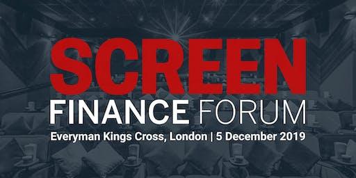 Screen International Finance Forum