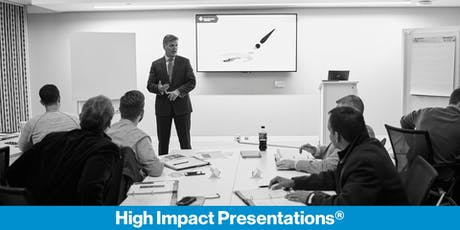High Impact Presentations: Preview tickets