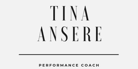 Performance coaching/Life coaching session tickets