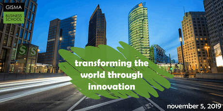 Transforming the World through Innovation tickets