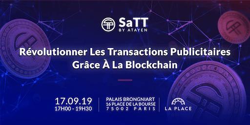MeetUp blockchain SaTT