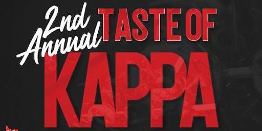 2nd Annual Orlando Taste of Kappa