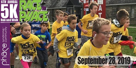 6th Annual Race for PHACE tickets