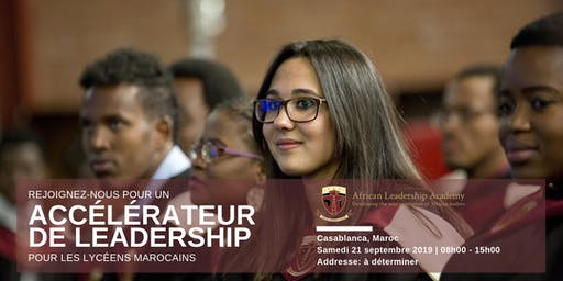 Leadership Accelerator for High School Students - Casablanca