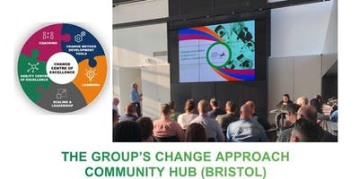 Group's Change Approach Community Hub Event - Bristol