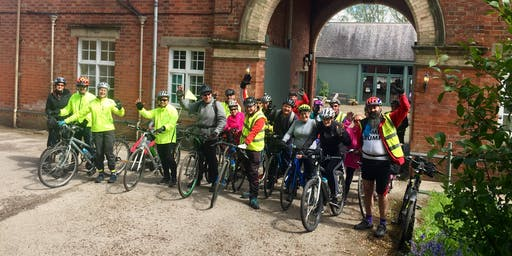 Social Bike Ride with Sustrans Derby (October)