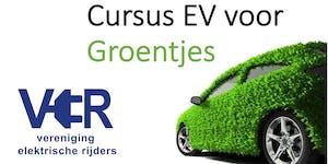 Cursus : EV voor Groentjes (Centraal NL)