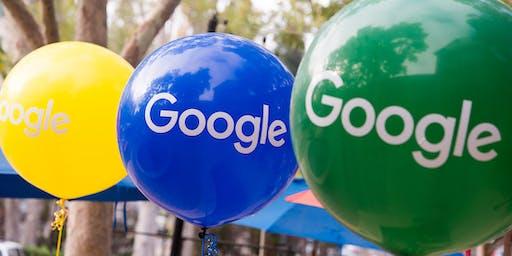 Startup Night at Google