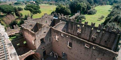 Cancelli Aperti - Ascesa e declino di un potentissimo casato: Bonifacio VIII e il Castrum Caetani. biglietti