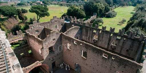 Cancelli Aperti - Ascesa e declino di un potentissimo casato: Bonifacio VIII e il Castrum Caetani.