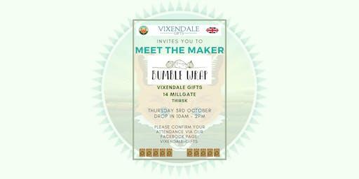 Meet the Maker event