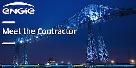 Meet the Contractor - Teesside tickets
