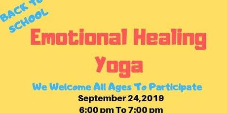 Back To School Family Yoga tickets