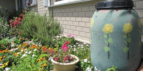 Rain Barrel Workshop @ GrowFest! at the Fruit & Spice Park tickets