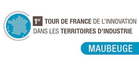 Tour de France de l'Innovation - Maubeuge tickets