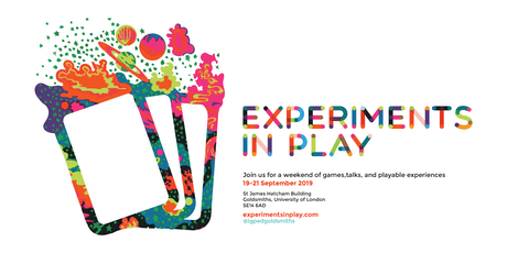 Experiments In Play tickets